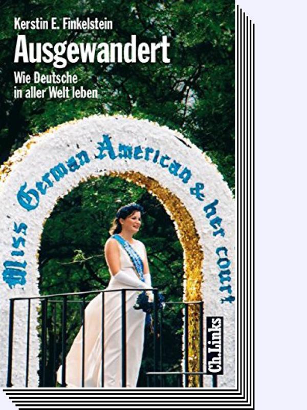 Kerstin E. Finkestein – Ausgewandert, Buch