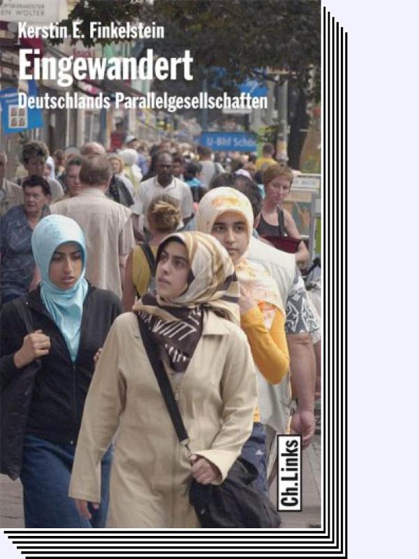 Kerstin E. Finkestein – Eingewandert Buch