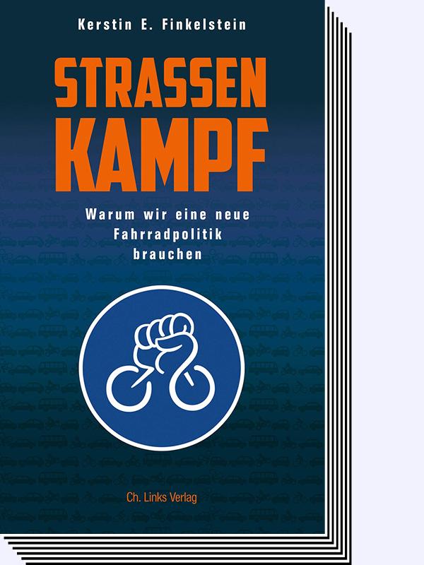 Kerstin E. Finkestein – Strassenkampf, Buch