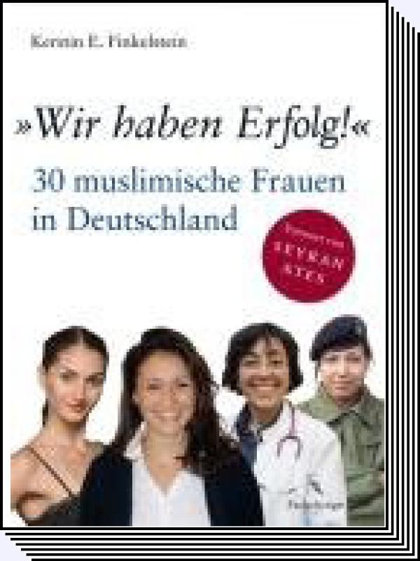 """Kerstin E. Finkestein – """"Wir haben Erfolg"""", Buch"""